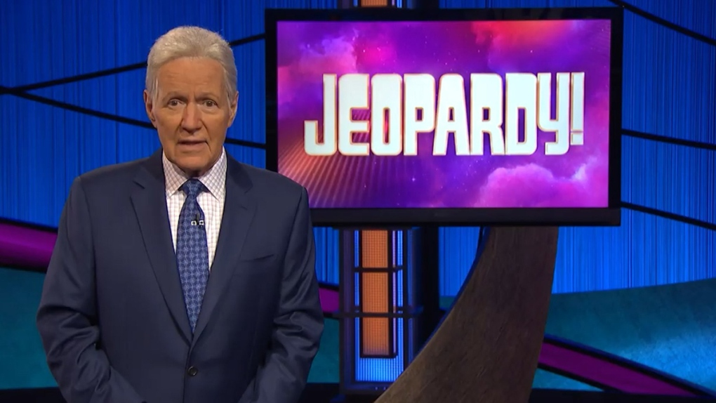 39;Jeopardy!' host Alex Trebek