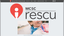 MCSC rescu, app, Missing Children Society of Canad