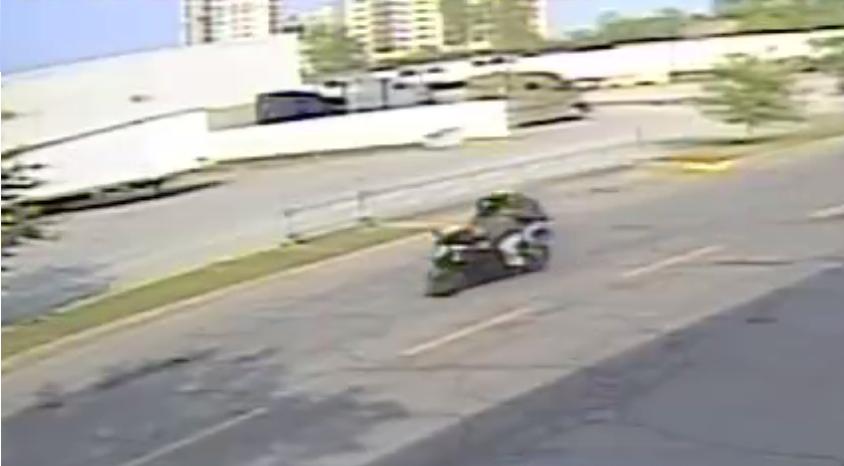 Biker murder suspect