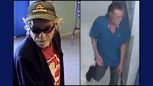Man allegedly makes two failed bank robbery attempts in one day