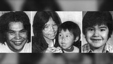Jack family missing