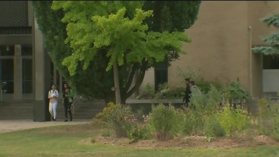Shooting threat under investigation