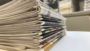 Torstar is closing Performance printing in Smiths Falls.