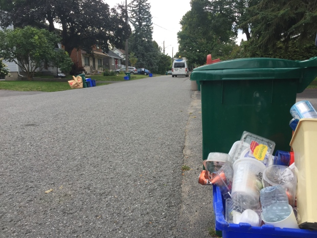 Waste Management Recycling Delays