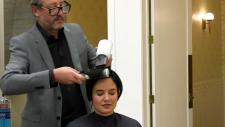 DNA testing, Calgary siblings, Hairdresser, Troy W