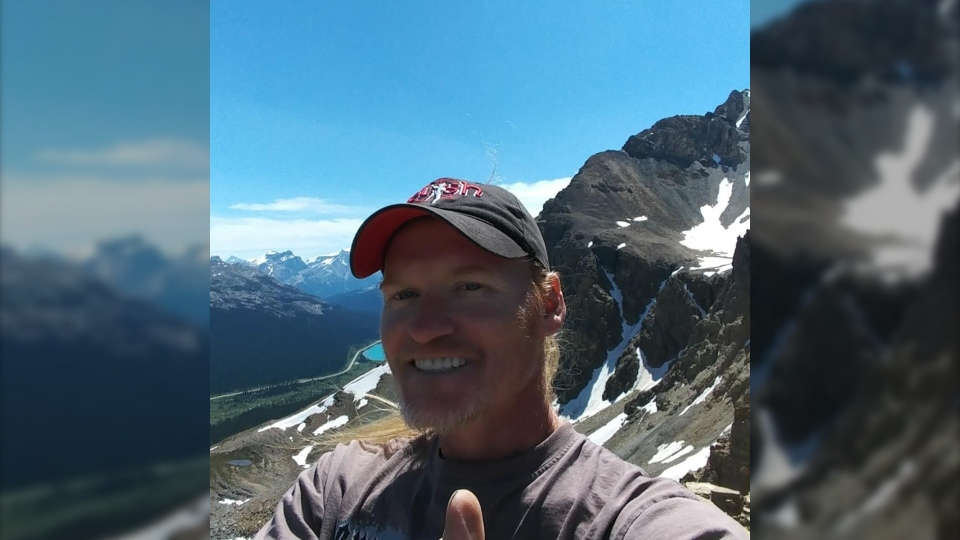 48-year-old Jeffrey Newton was reported missing on Sept. 5, 2019. (Supplied).