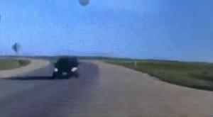 Dashcam RCMP Manitoba video