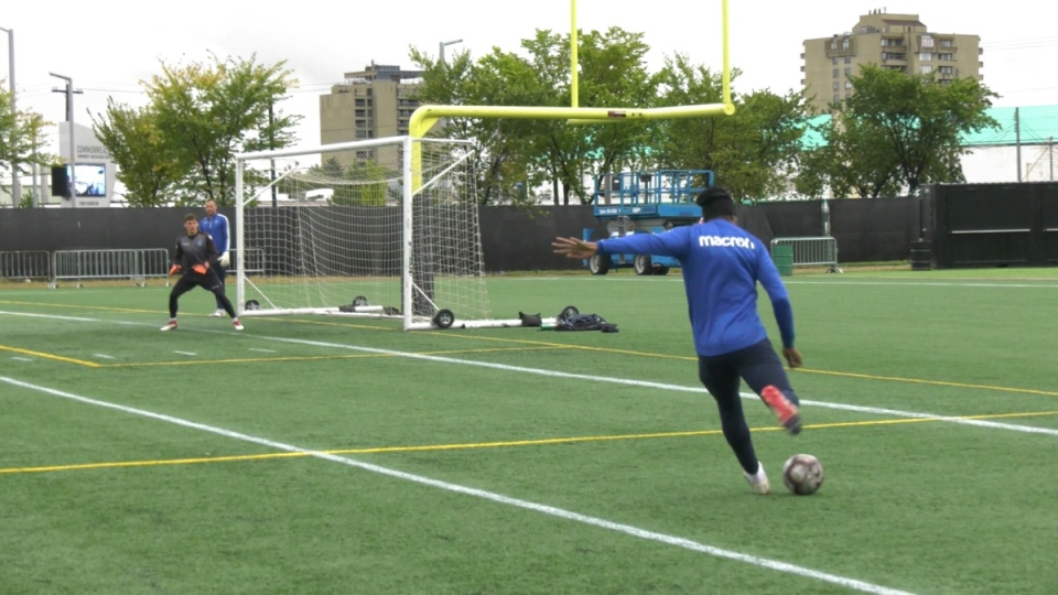 FC Edmonton preparing a crucial match against its Al Classico rival, Calgary Cavalry FC.
