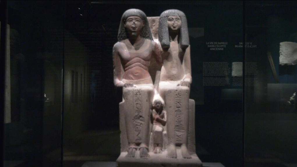 This new MMFA exhibit lets you see into the lives of the Ancient Egyptians