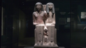 'Egyptian Mummies: Exploring Ancient Lives' at the MMFA