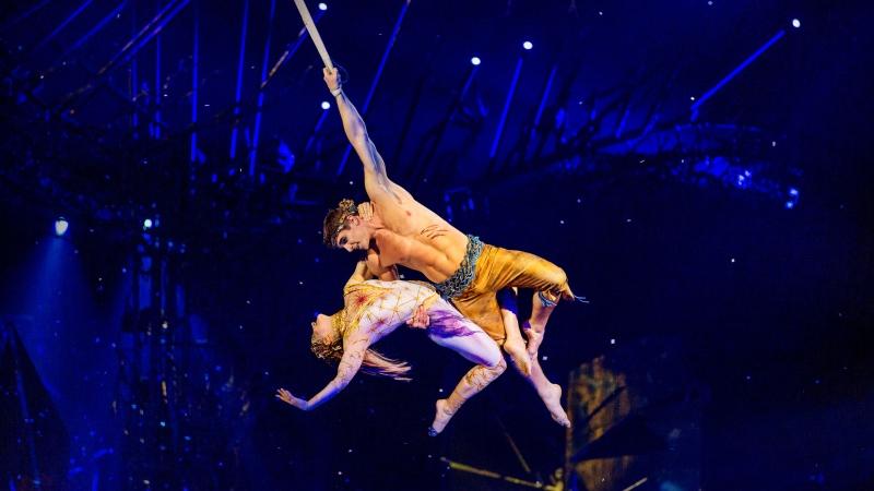 Cirque du Soleil Alegria
