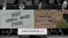 Two English schools