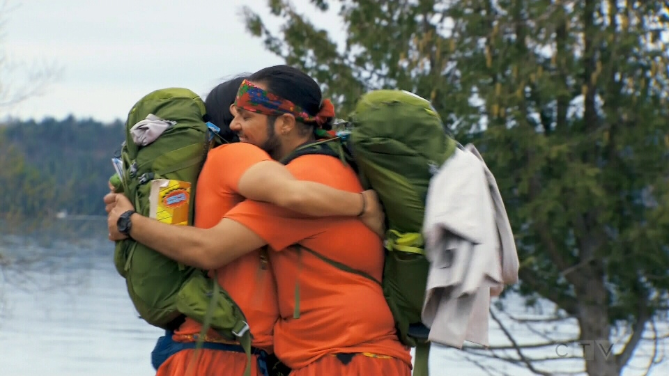 Amazing Race Canada winners