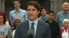 Justin Trudeau calls election for Oct. 21