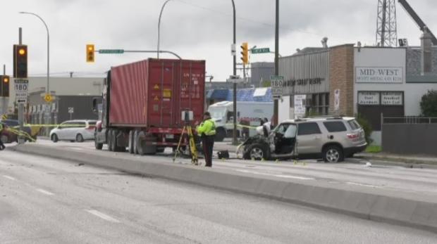 Logan Ave. crash Sept. 11