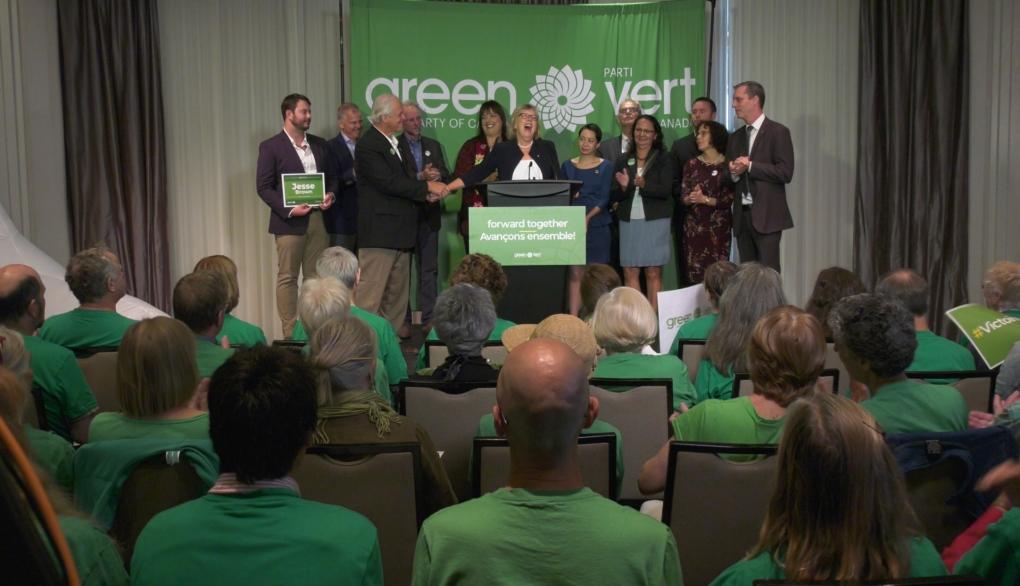 Green Party Elizabeth May