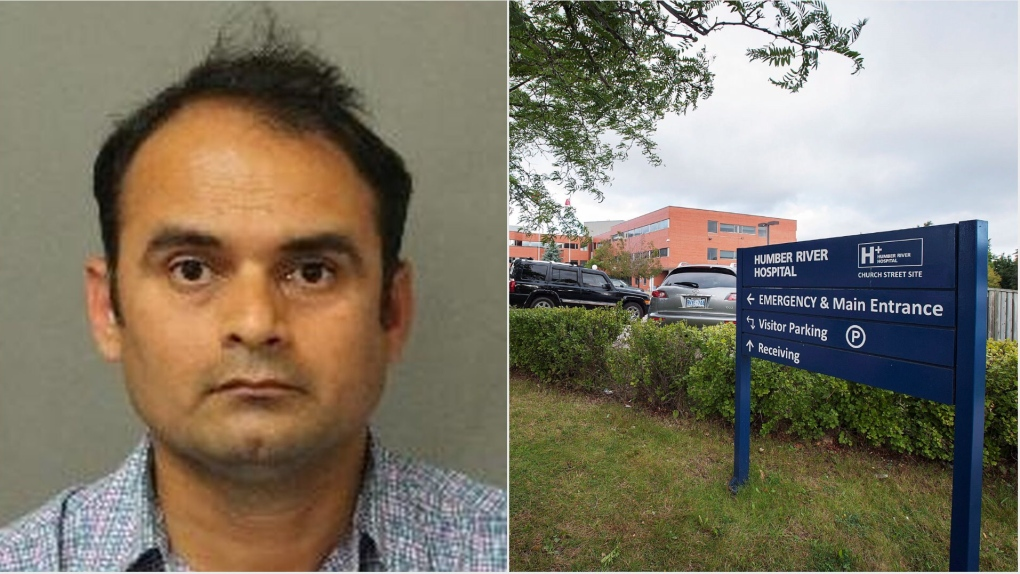 Humber River Hospital technician charged with sexually assaulting patient