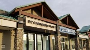 Port Alberni BC Cannabis Store