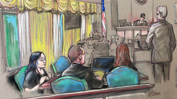 Yujing Zhang: Woman who sparked alarm at Mar-a-Lago found guilty