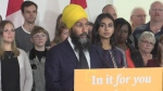 NDP launch election campaign in London, Ont.