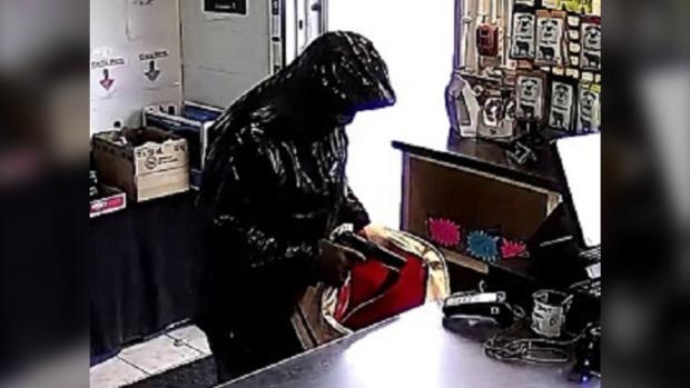 Chilliwack robbery