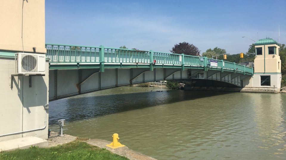 Port Stanley bridge