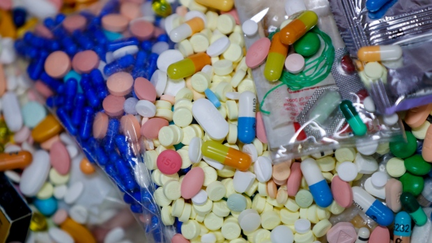 Medications slated for destruction