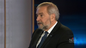 CTV Montreal: Mulcair