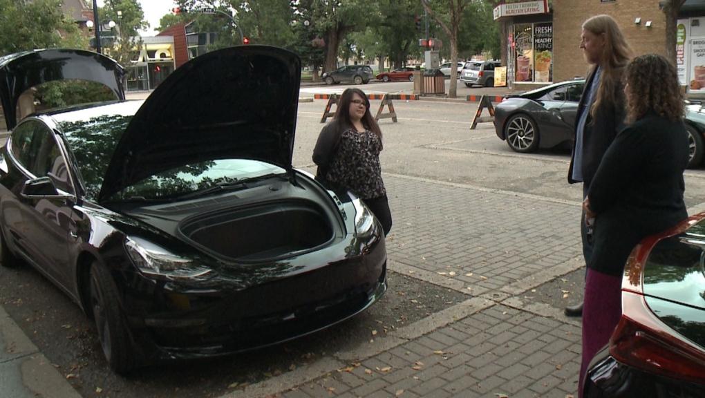 calgary, electric vehicles, green, lethbridge, cha