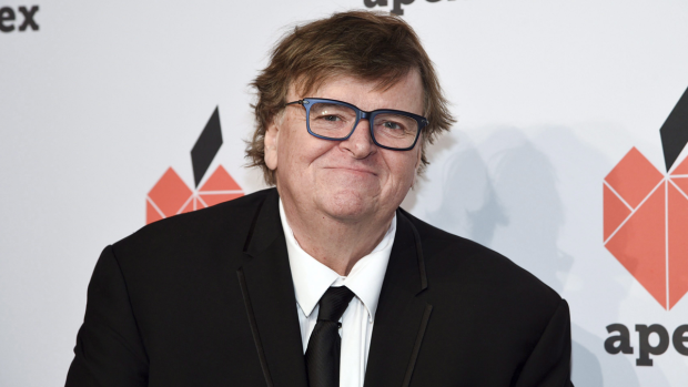 michael moore documentary films