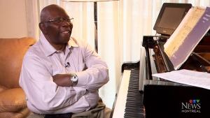 Famed pianist Oliver Jones turns 85 and invited us