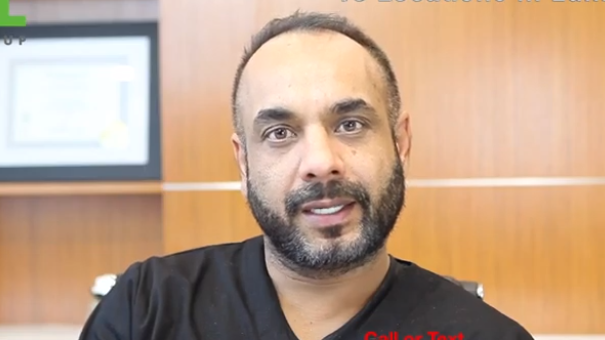 Dr. Amarjit Seehra filed a counterclaim against ATB over a loan dispute, but lost. (YouTube capture)