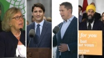 CTV National News: Day one on the campaign trail