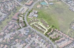 Keheewin area rendering