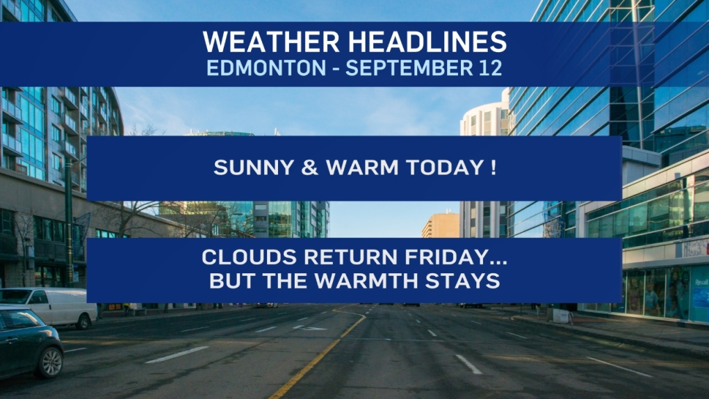 Sept. 12 weather headlines