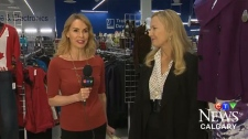 Goodwill Industries makes back to school shopping fun, and affordable with unique fashions at low prices