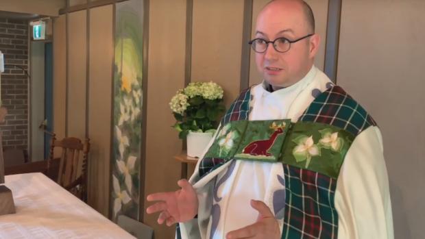 Rev. Kevin George
