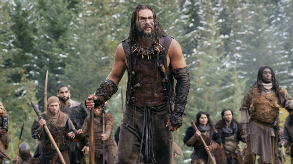 Jason Momoa stars in new series shot on Vancouver Island