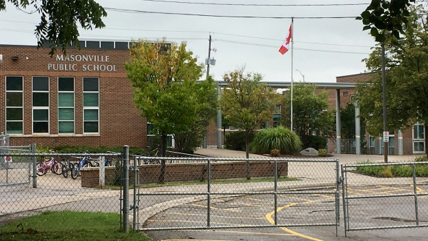 Masonville Public School expansion gets approval | CTV News