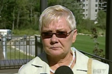 Janet Watson is one of the victims of the Mount Real investment collapse (Aug. 27, 2009)