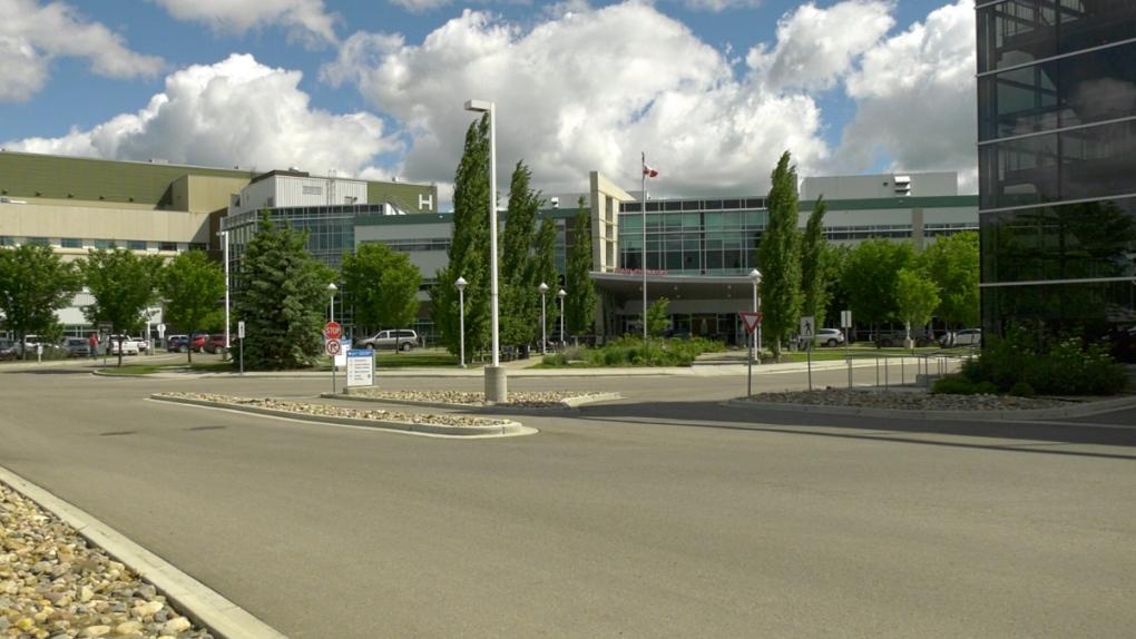 Red Deer Regional Hospital Centre
