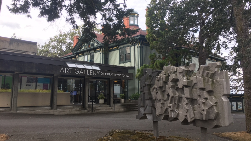 The BMO donation will fund a dedicated BMO Gallery for Canadian and British Columbia Art space, including works by Emily Carr and the Group of Seven. (CTV Vancouver Island)
