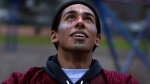 """Actor Sanjay Pavone is shown in this handout image from Joseph Amenta's short film """"Flood."""" (THE CANADIAN PRESS/HO-Courtesy of TIFF)"""