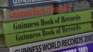 Russell Books aiming to break world record