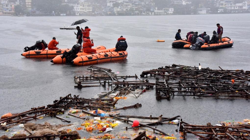india boat accident