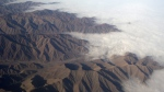 The Peruvian Andes are seen from a military aircraft, on June 2, 2015. (Rodrigo Abd / AP)