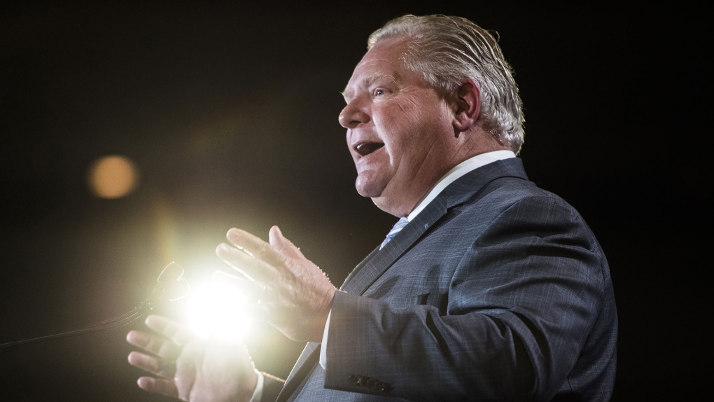 Doug Ford calls for end to 'Buy America' policies