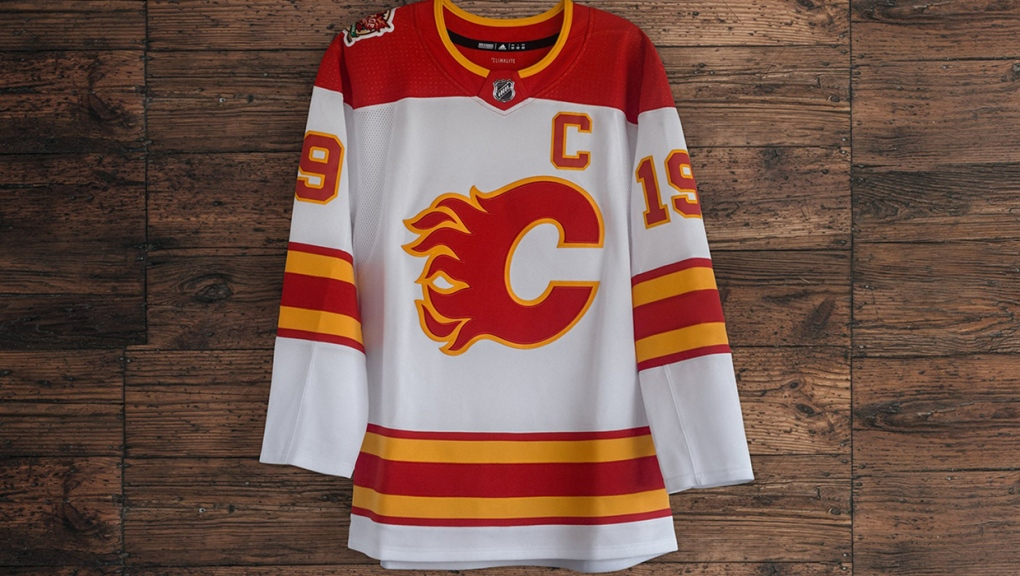 Flames to wear 1989 throwback at