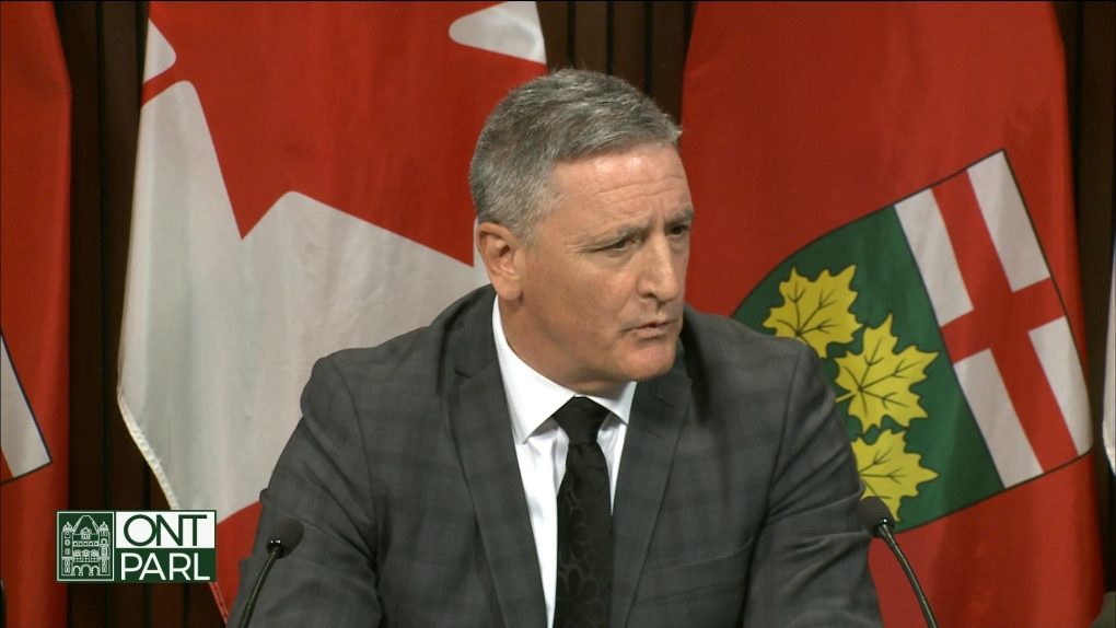 Former OPP deputy commissioner launches wrongful dismissal lawsuit