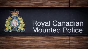 "The RCMP hs charged one of its own with several offences under Canada's official secrets law. The RCMP logo is seen outside Royal Canadian Mounted Police ""E"" Division Headquarters, in Surrey, B.C., on Friday April 13, 2018. The national police force says Cameron Ortis was charged under three sections of the Security of Information Act along with two Criminal Code offences. THE CANADIAN PRESS/Darryl Dyck"